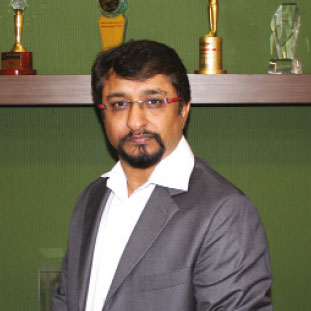 Rajat Sharma,Co-Founder & Director
