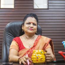 Nisha Gupta,Co-Founder
