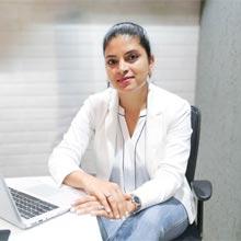 Ankita Gupta,Founder