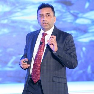 Anuj Jain,Executive Director