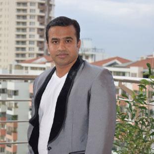 Rajesh Reddy Telur, Managing Director