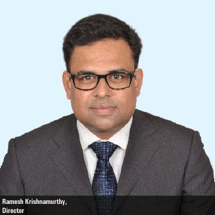 Ramesh Krishnamurthy,Director