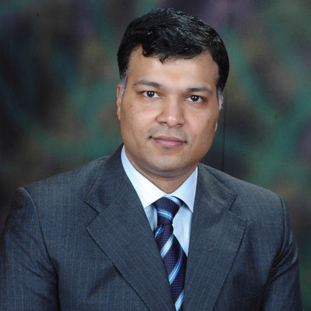Vikas Gupta,Executive Director