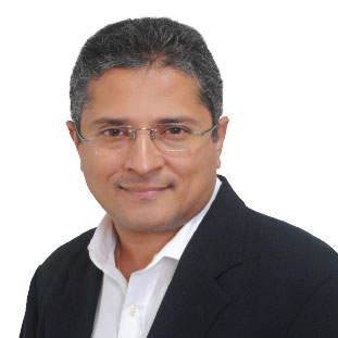 Javed Tapia,Founder & MD