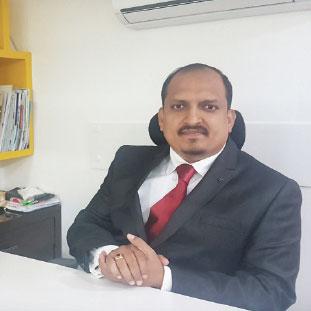Amol Nalawade,Managing Director