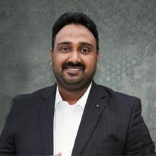 Krishna S Kolli,Founder & Managing Partner