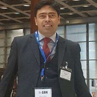Hitesh Lakhani ,Chairman& Founder Director
