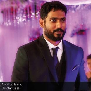 Amudhan Enian, Founder