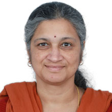 Dr. Sujata Ojha,Chief Operating officer