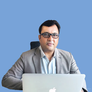 Uma Shankar Bharadwaj, Founder & CEO