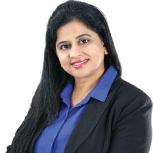 Manjula Arikeri,Bangalore Centre Head