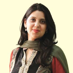Shikha Goyal,Principal