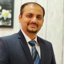 Shaifuddin S,Business Head