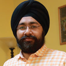 Jaswinder Singh,Director Engineering