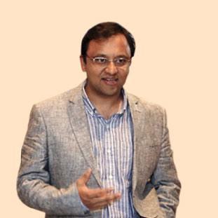 Samir Khadepaun,Founder & CEO.