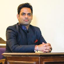 Puneet Wadhwa,Logistics & Legal head