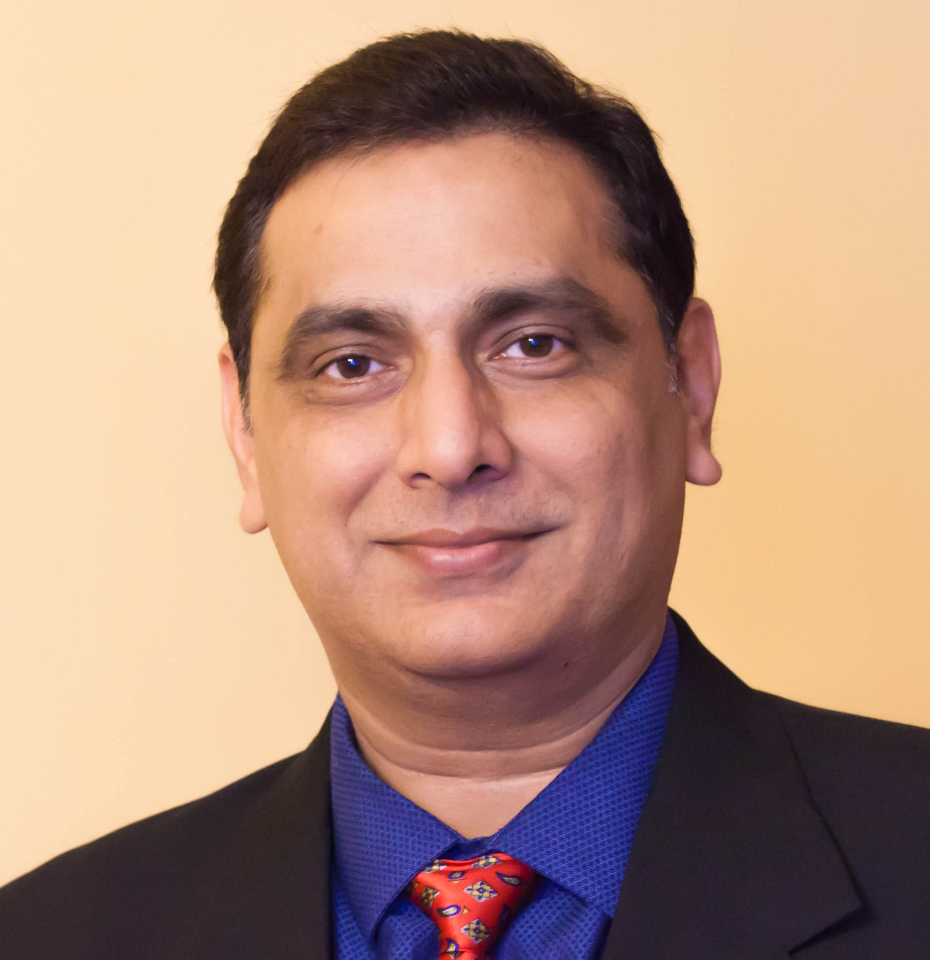 Paritosh Sharan,  Founder