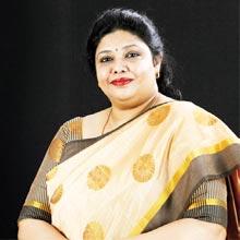 V S Madhumathi,Founder