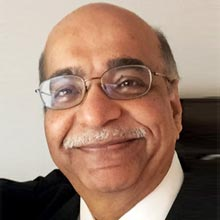 Dr. Mukesh V Gandhi,CEO