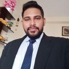 Abhishek Gangwar,Managing Director