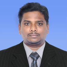 Amarender Dontula,CEO & Director