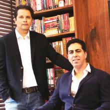 Gaurav Sabharwal & Prashant Pathak,Co-founders