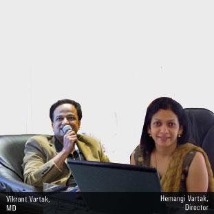 Vikrant Vartak,Director