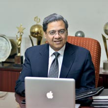 Pankaj Saran,President