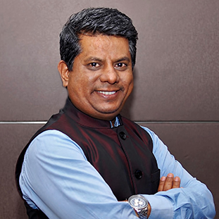 Shrivallabh Kulkarni,CEO