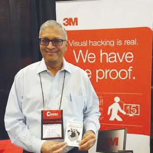 Kirit Desai,CEO
