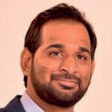 Mikdad Merchant,Managing Partner