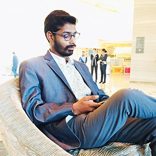 Prateek Sancheti, Founder & CEO