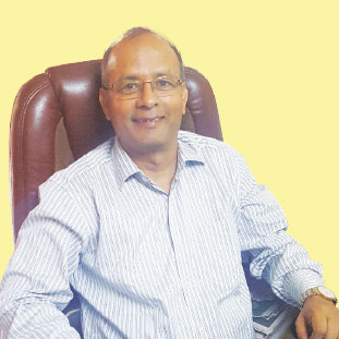 Devesh Upadhyaya,Founder & CEO