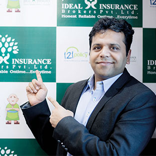 Rahul Agarwal,CEO