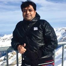 Sanjeeiv R. Joshi,Owner