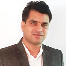Desh Raj Bhandari, Co-Founder; Vivek Negi, CTO; Harish Sharma, Chief-Design Officer; Minal Thakur, Chief of Staffing & HR,