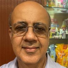 Rajesh Thadani,Managing Director