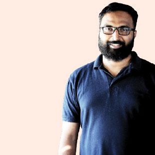 Sajesh Jose,  Creative Director