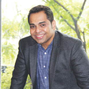 Prashant Pednekar,Founder & Director