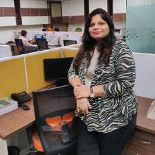 Megha Bhati,Founder & CEO