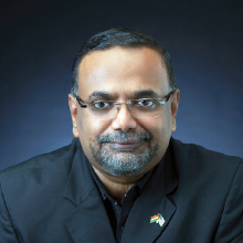 George Mathew,Founder & CEO