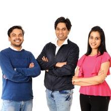 Harsha Manohar, Founder & CEO Vipul Divyanshu, Founder & CTO,Jayalakshmi Manohar, Founder & CPO Joseph Kuruvinakunnel, Vice President-Operations
