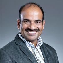 Indrasena Reddy,Founder & MD