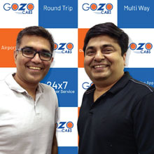 Deepesh Arora & Sanjay Kedia,Founder Directors