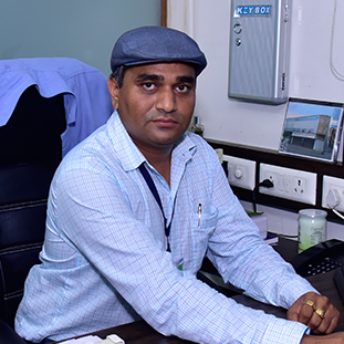 Sunil Ranchhodbhai Sangani,MD & Technical Manager