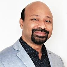 Sanjay Pekam,Founder