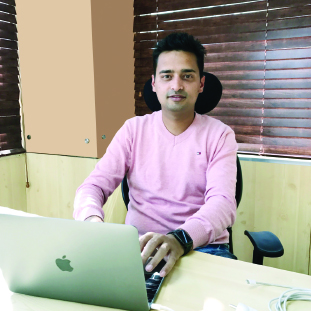 Gaurav Dubey,CEO