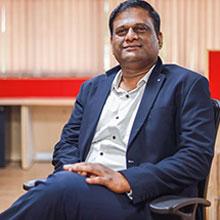 Girish Ashok Gaikwad,Co-Founder & CEO