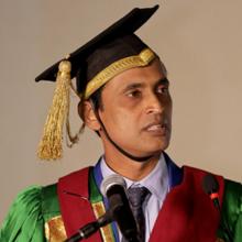 Dr. S.R Sridharamurthy ,President