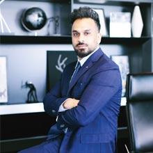 Charlie Patel,Founder